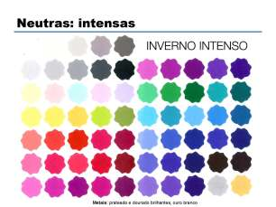 Neutras | Intensas
